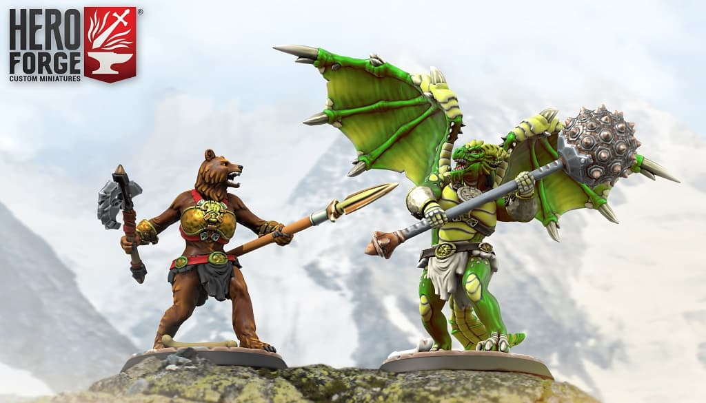 best hero forge alternatives