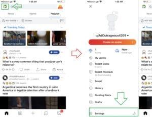 reddit dark mode on mobile